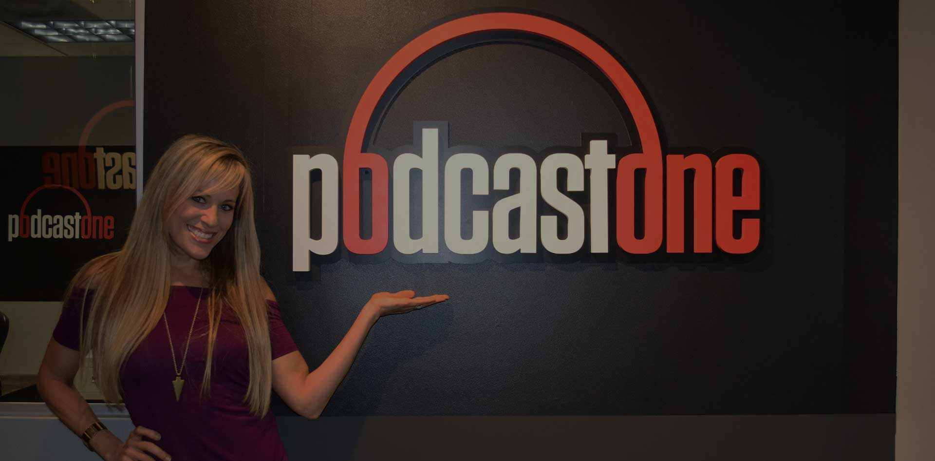 Lilian Garcia Joins PodcastOne